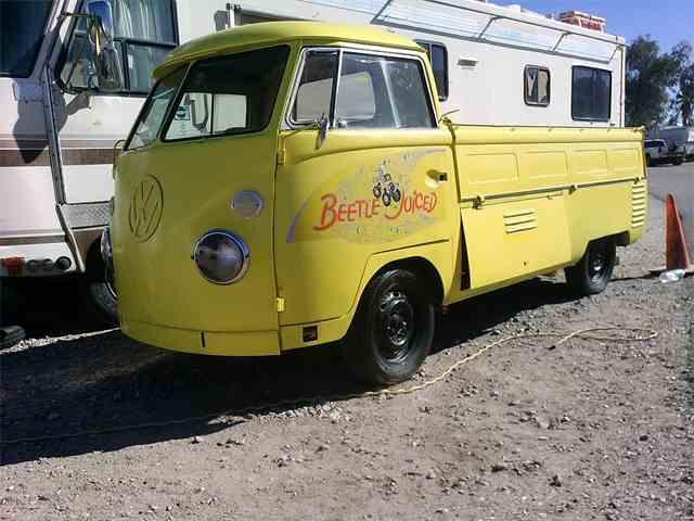 1965 Volkswagen Pickup | 947585