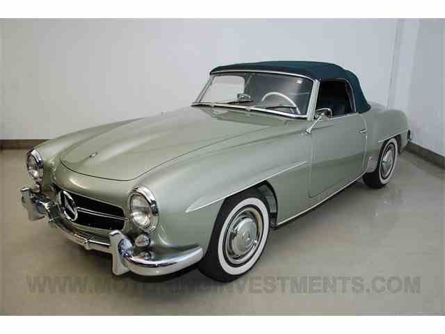1959 Mercedes-Benz 190SL | 947587