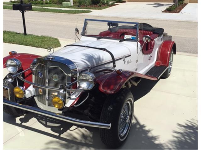 1929 Mercedes-Benz SSK   947588
