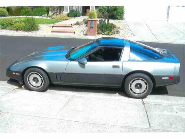 1985 Chevrolet Corvette | 947596