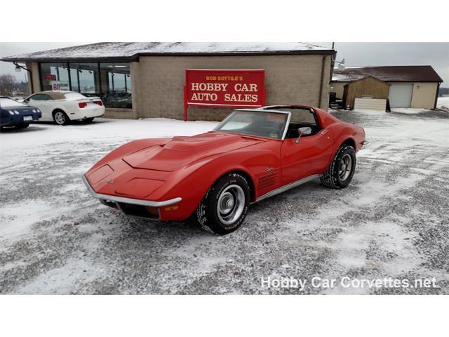 1971 Chevrolet Corvette | 947598