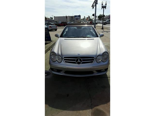 2005 Mercedes-Benz CLK500 | 947602