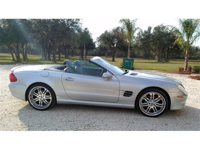 2003 Mercedes-Benz SL500 | 947603