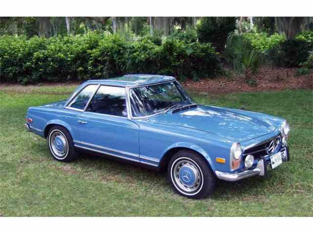 1971 Mercedes-Benz 280SL | 947613