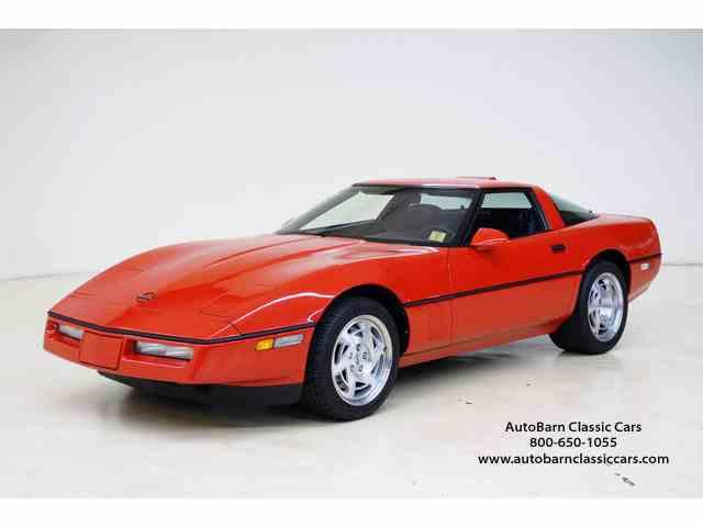 1990 Chevrolet Corvette ZR1   947619