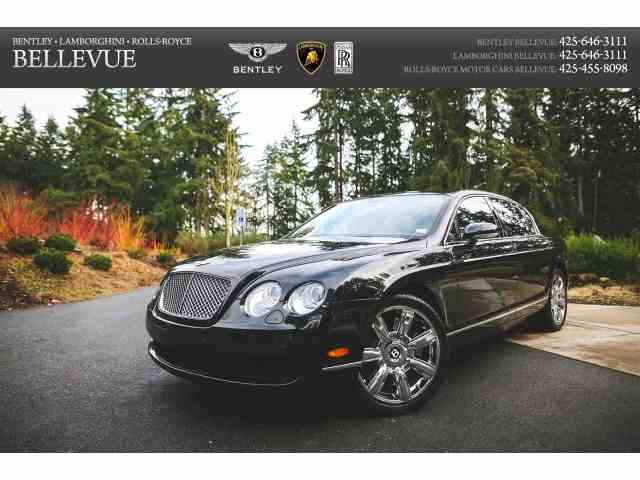2008 Bentley Continental Flying Spur | 947633