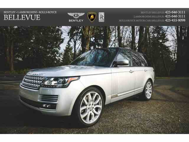 2014 Land Rover Range Rover   947634