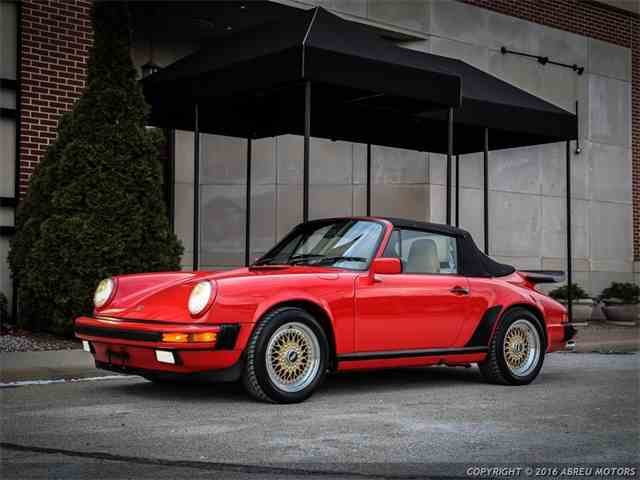 1988 Porsche 911 Carrera | 947643