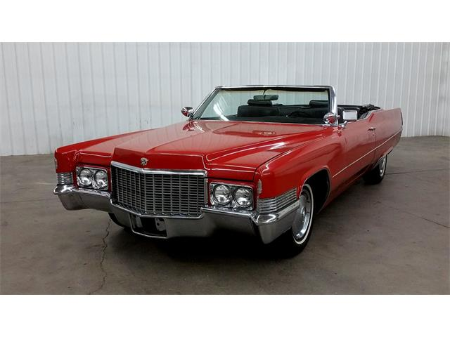 1970 Cadillac DeVille   947650