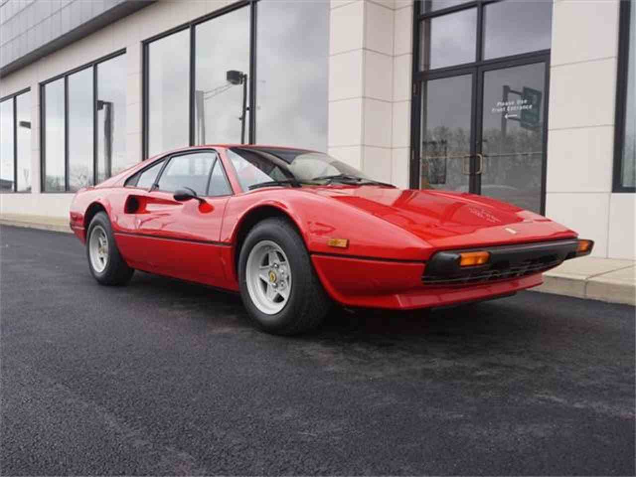 1979 ferrari 308 for sale cc 947651. Black Bedroom Furniture Sets. Home Design Ideas