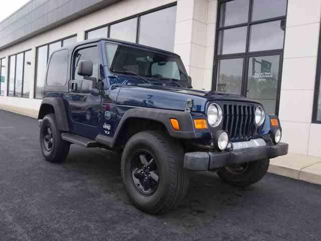2005 Jeep Wrangler | 947655