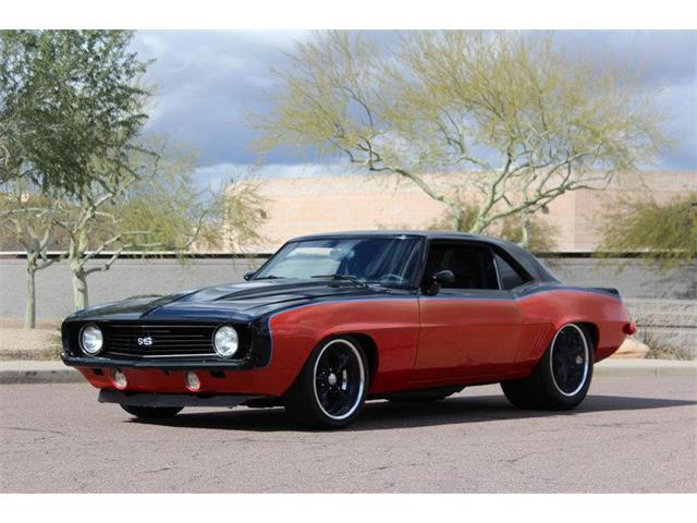1969 Chevrolet Camaro | 947663