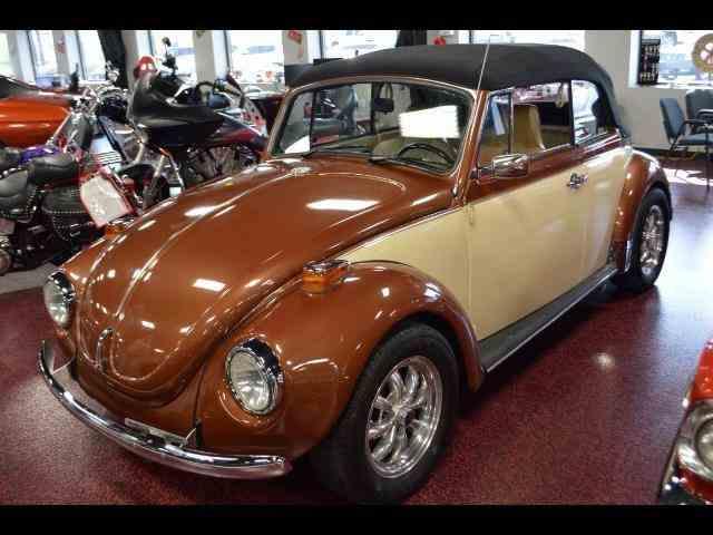1972 Volkswagen Beetle-ClassicConvertable | 940767
