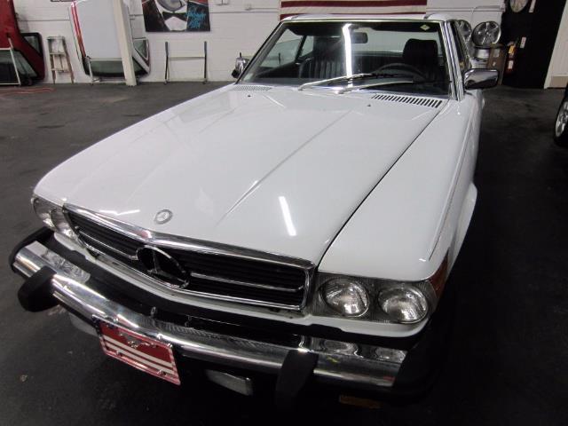 1987 Mercedes-Benz SL-Class560-Class 560 SL | 947671