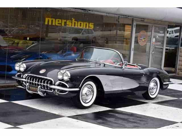 1958 Chevrolet Corvette | 947672