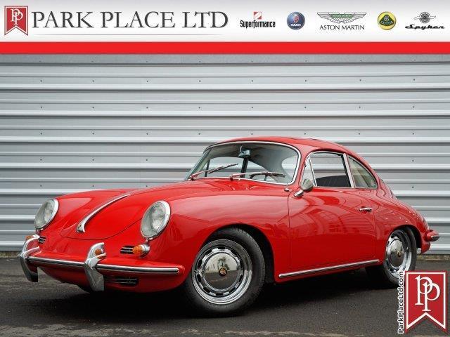 1965 Porsche 356   947675