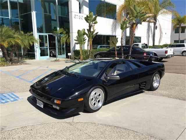 1992 Lamborghini Diablo | 947680
