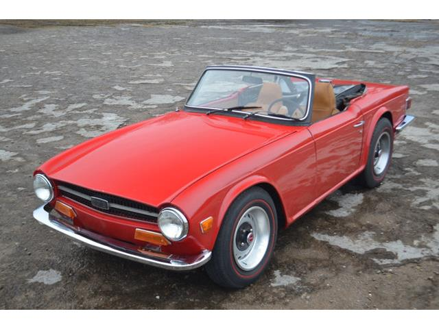 1970 Triumph TR6 | 947684