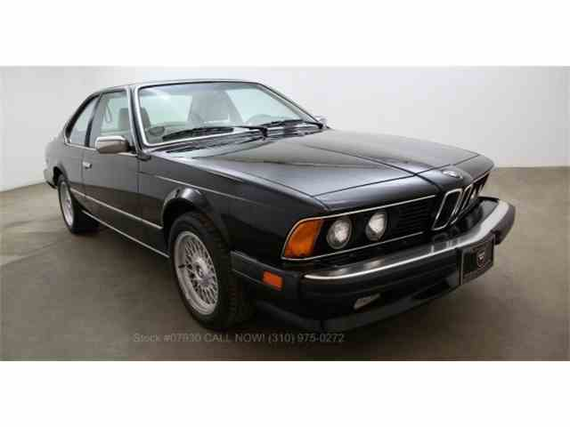 1986 BMW 635csi | 947688