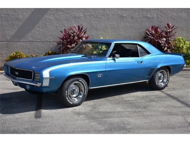 1969 Chevrolet Camaro RS/SS | 947690