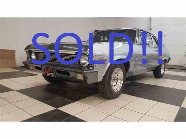 1970 Chevrolet Nova   947694