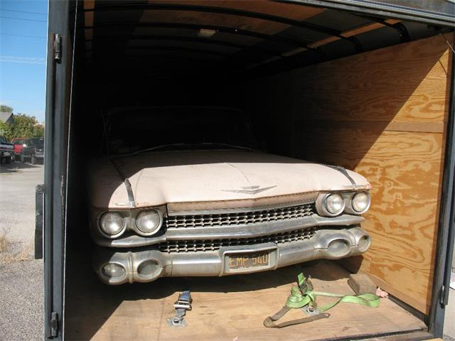 1959 Cadillac Fleetwood | 940077
