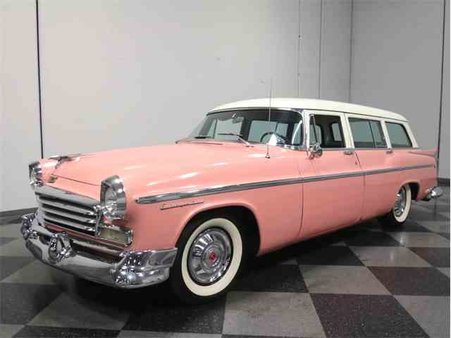 1956 Chrysler Windsor Wagon | 947700