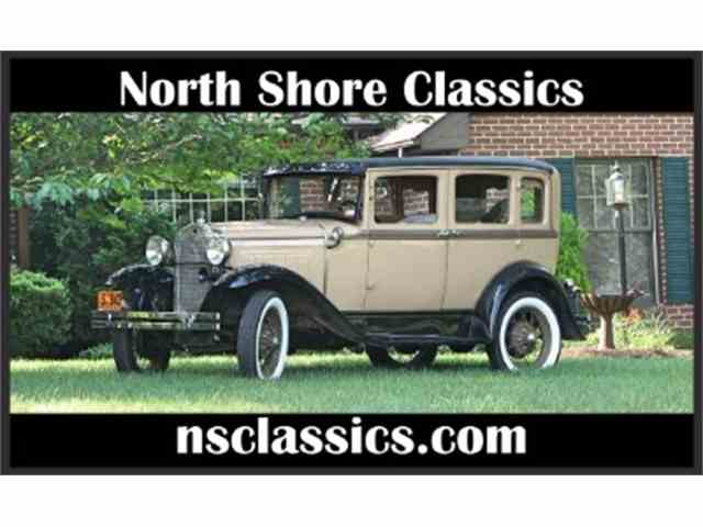 1930 Ford Model A | 947701