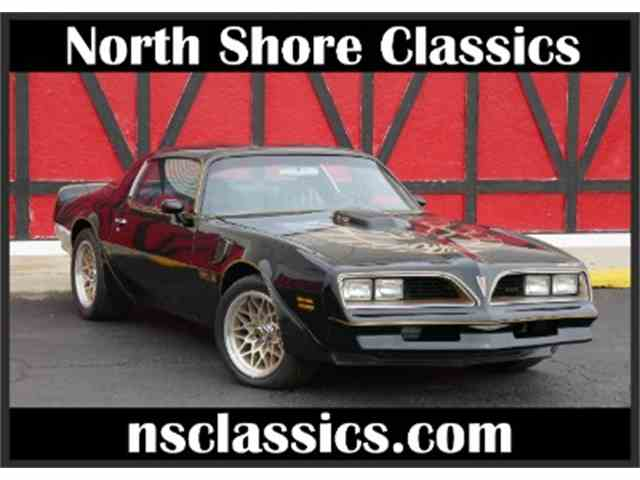 1978 Pontiac Firebird Trans Am | 947702