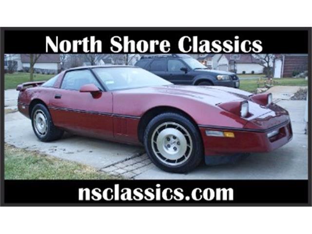 1986 Chevrolet Corvette | 947705