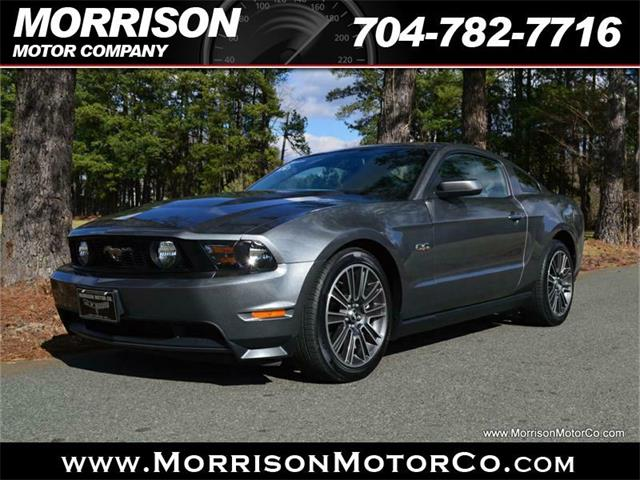 2011 Ford Mustang | 947711