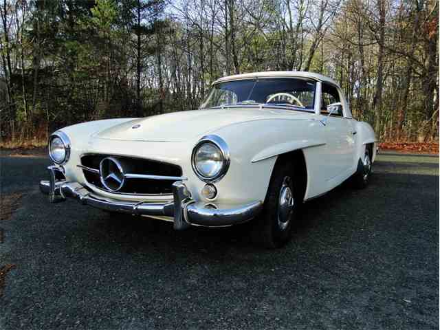 1959 Mercedes-Benz 190SL | 947712