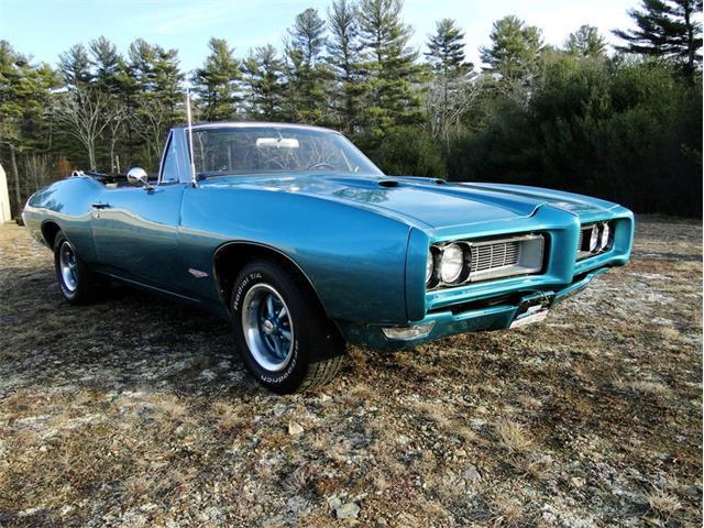 1968 Pontiac GTO | 947715