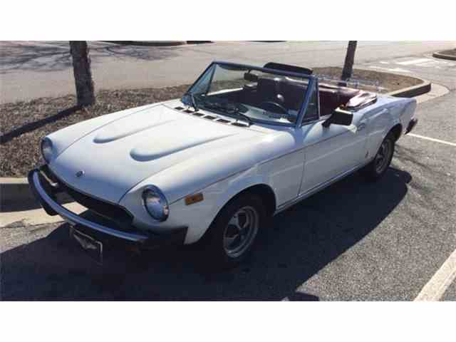 1979 Fiat Spider | 947721