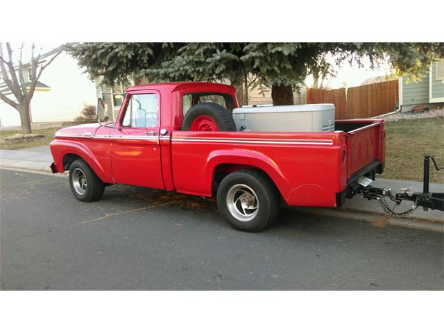 1963 Ford F100 | 947724