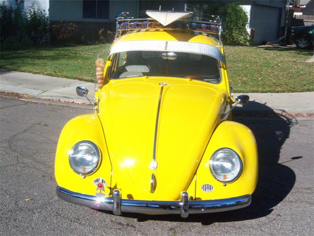 1962 Volkswagen Beetle | 947733