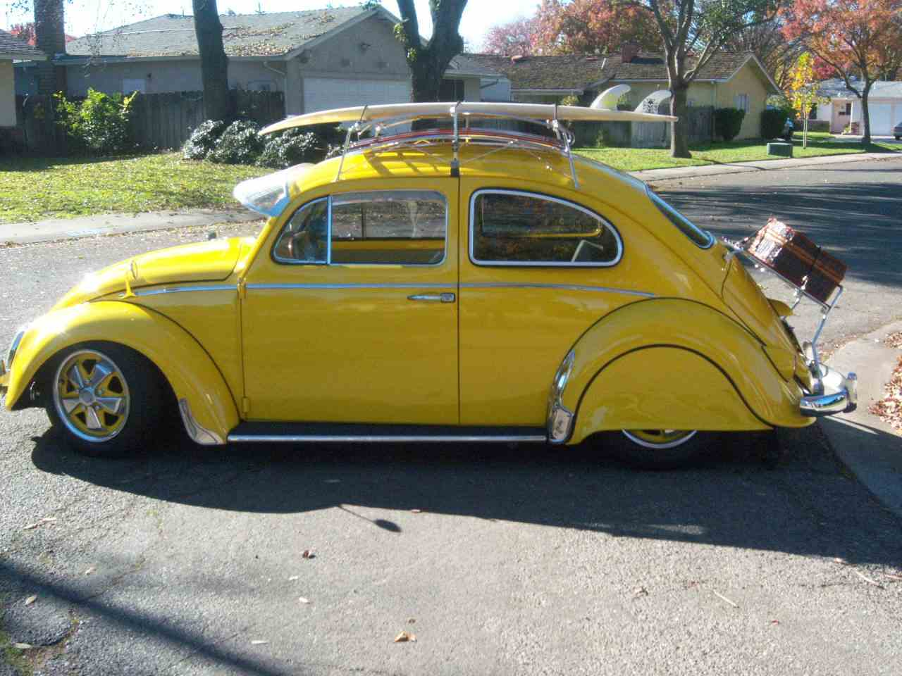 1962 volkswagen beetle for sale cc 947733. Black Bedroom Furniture Sets. Home Design Ideas