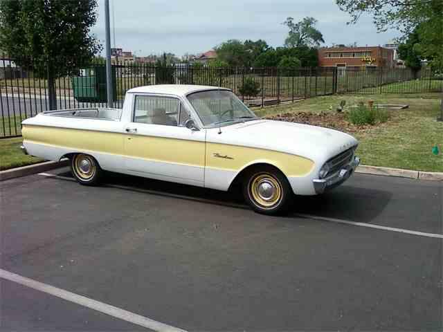 1961 Ford Ranchero | 947741