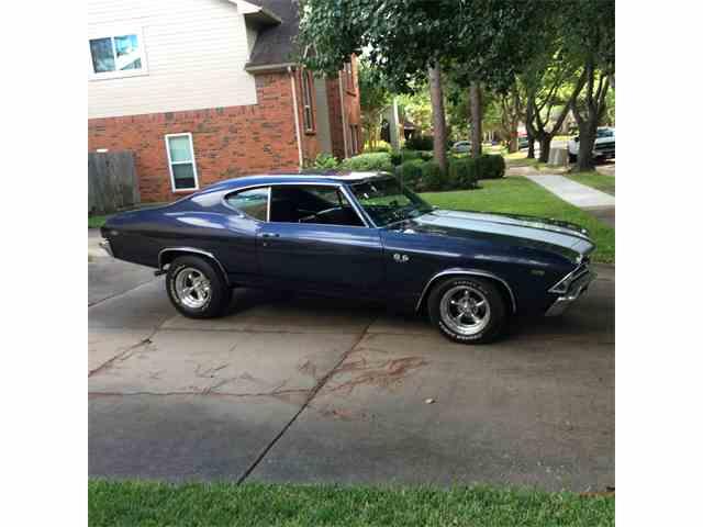1969 Chevrolet Chevelle | 947744