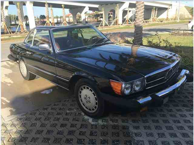 1986 Mercedes-Benz 560SL | 947747