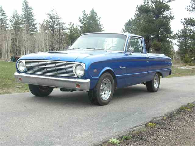 1963 Ford Ranchero | 947748