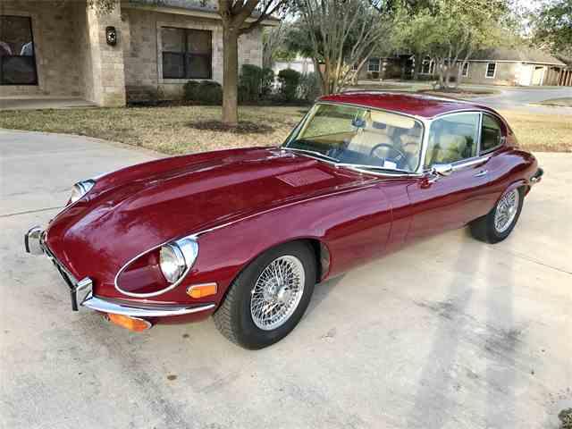 1972 Jaguar XKE-III | 947752