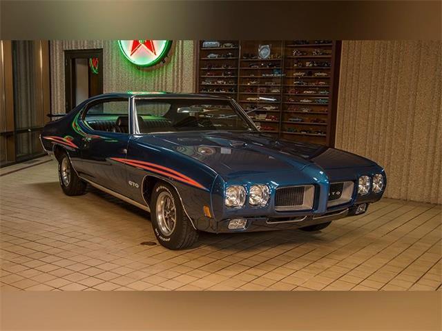 1970 Pontiac GTO | 947776