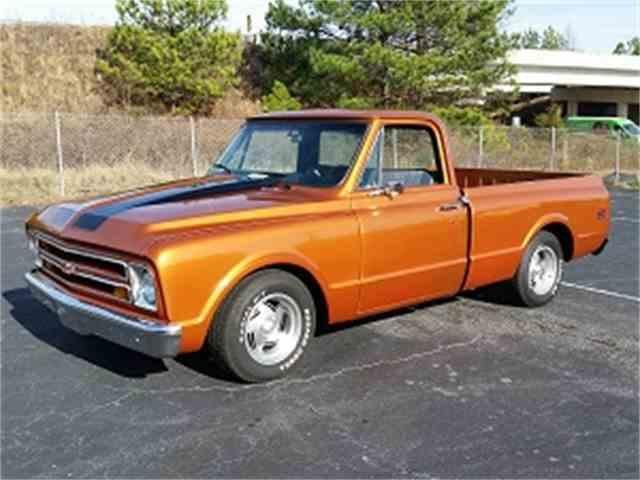 1968 Chevrolet C/K 10 | 947792