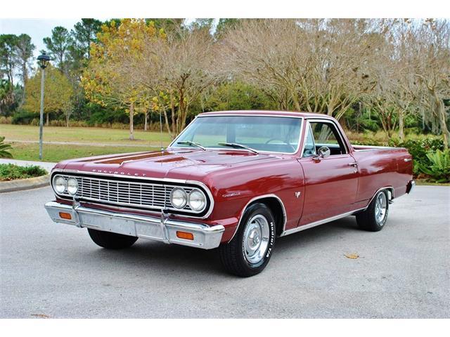 1964 Chevrolet El Camino   947795