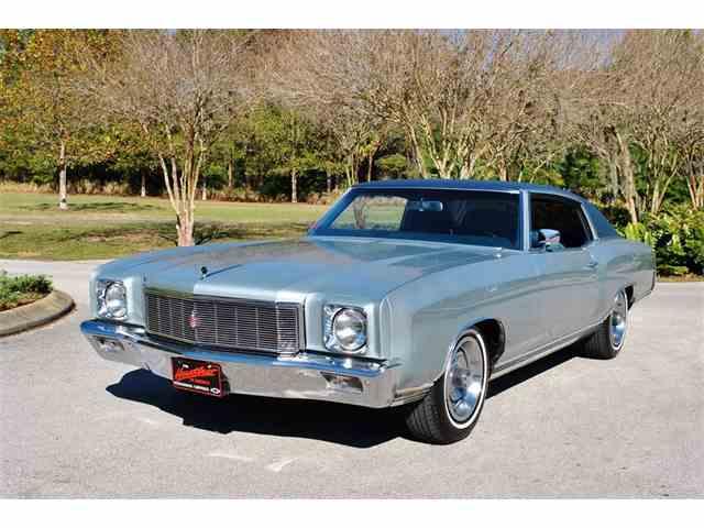 1971 Chevrolet Monte Carlo | 947796