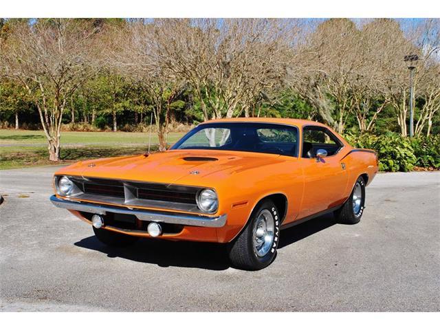 1970 Plymouth Cuda | 947797