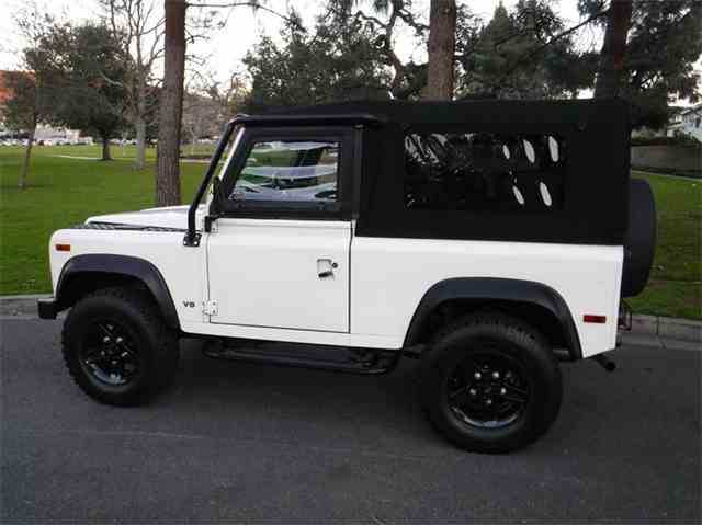 1997 Land Rover Defender | 947798