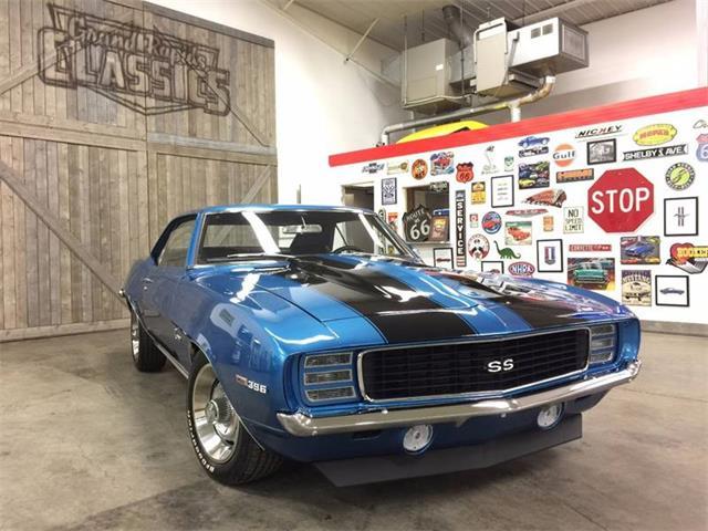 1969 Chevrolet Camaro | 947804