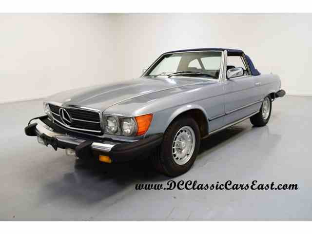 1980 Mercedes-Benz 450 SL Convertible | 947806